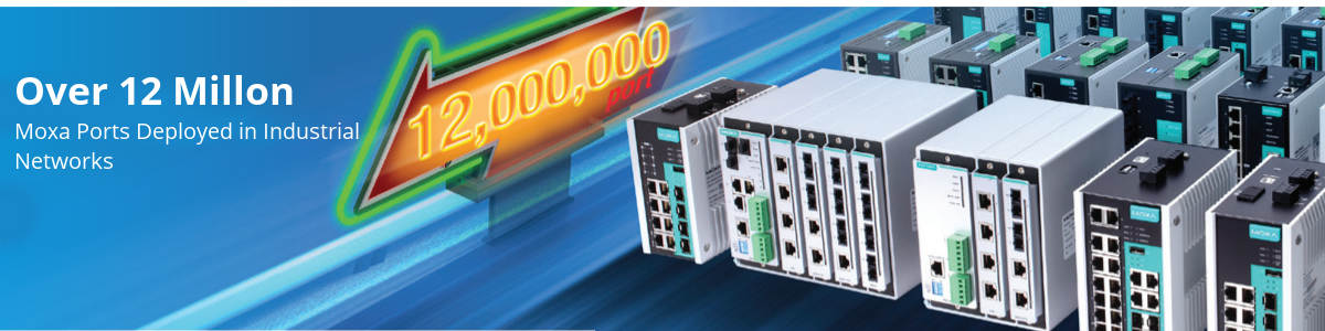 Moxa Ethernet Switches Distributor