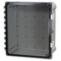 Clear Cover Enclosures
